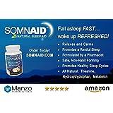 Somnaid Natural Sleep Aid (60 Tablets)