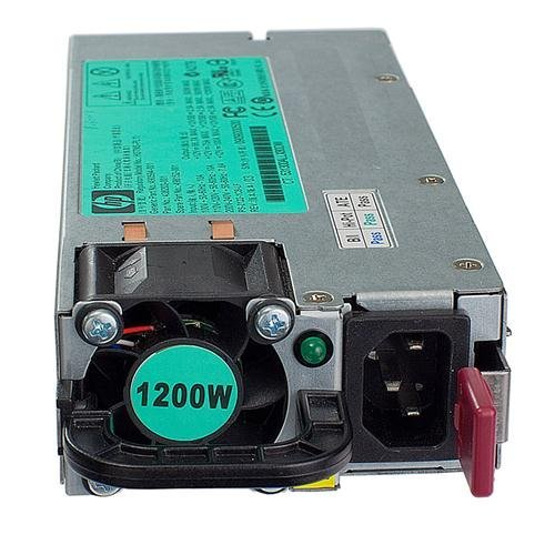 570451-101 - HP 1200W HE PLATINUM Hot Plug PSU for Proliant Servers. by HP