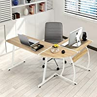 Corner Table,L-Shape 3 pieces combinations Computer Table, Study Table, Office Table,