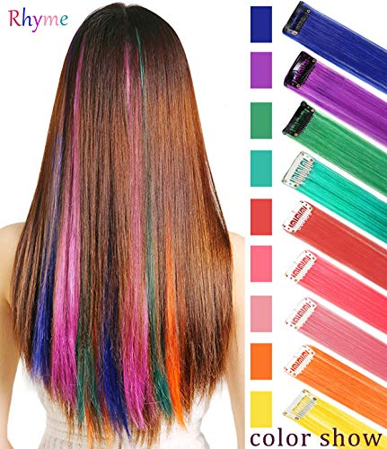 Accesories For Girls - Rhyme 21'' Party Highlights Heat Resistant