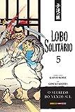 capa de Lobo Solitário - Volume 5
