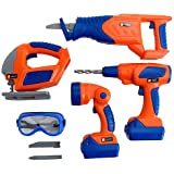 The Home Depot Deluxe Power Tool Set (Toy)