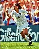 "Mia Hamm Team USA Autographed 8"" x 10"" Celebration Photograph - Fanatics Authentic Certified - Autographed Soccer Photos"