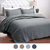 Quilt Set Solid 2 by Bedsure