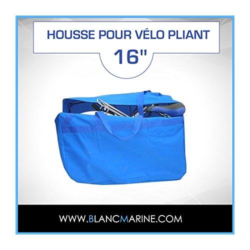 HOUSSE POUR VÉLO PLIANT 16 POUCES