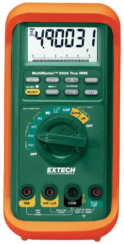 Extech MM560A MultiMaster High Accuracy Multimeter