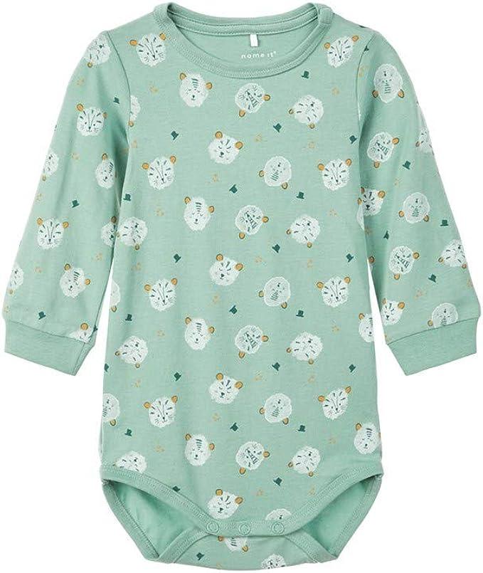 NAME IT - Body de algodón orgánico para bebé: Amazon.es: Ropa y ...