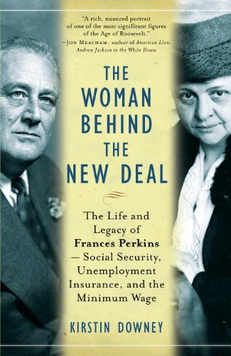 Amazon the woman behind the new deal the life of frances the woman behind the new deal the life of frances perkins fdrs secretary of fandeluxe Gallery