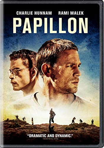 Papillon by Universal Pictures Home Entertainment