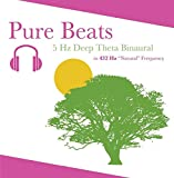 Pure Beats - 432 Hz Pure Binaural Beat 5 Hz Deep Theta - Relaxation, Pain Relief