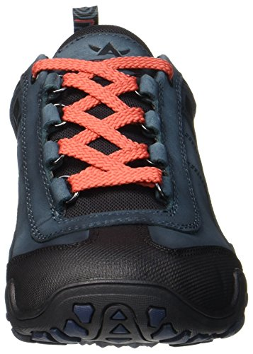 Fina Shoes Blau Black Running Petrol New Mephisto Women's Tex HvqRR6