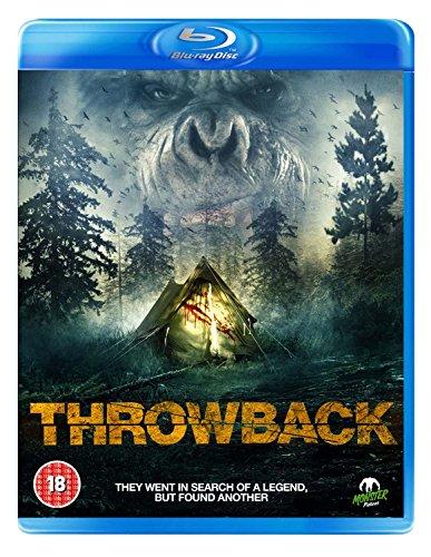 (Throwback (2013) ( Throw back ) [ Blu-Ray, Reg.A/B/C Import - United Kingdom ])