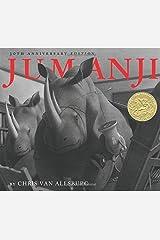 Jumanji 30th Anniversary Edition Hardcover
