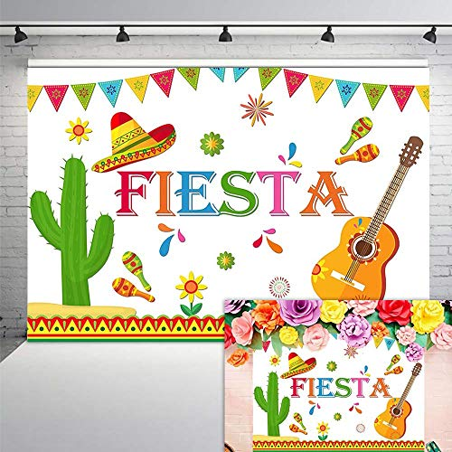 Fiesta Items - COMOPHOTO Fiesta Party Photography Background Mexican