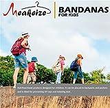 meakeize Infant Boys Sport Motor Bandanas Casual