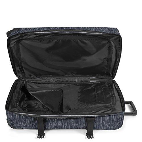 Wheeled Blue Grey Bonded 121 Tranverz L Eastpak Luggage L Knit 4OZwBFq