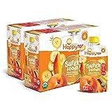 Happy Tot Organic Super Foods Bananas Peaches