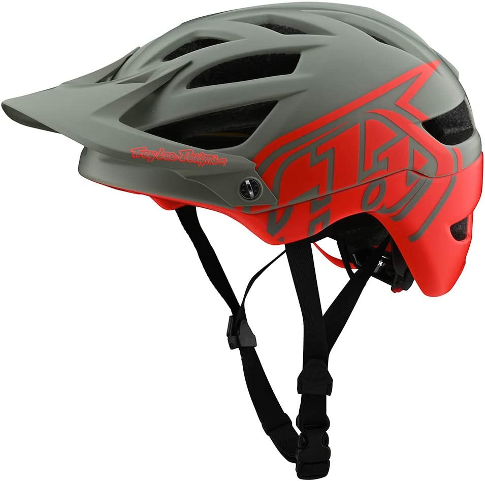 Troy Lee Designs A1 MIPS Classic Youth Off-Road BMX Cycling Helmet