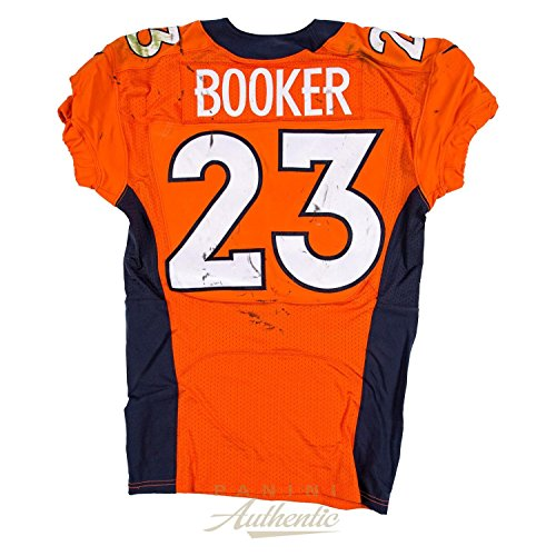 Devontae Booker Game Worn