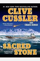 Sacred Stone (The Oregon Files Book 2) Kindle Edition
