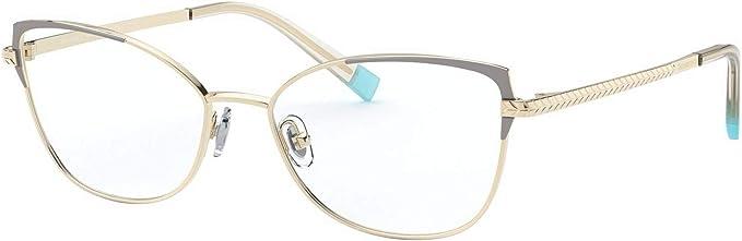 Amazon Com Tiffany Co Tf 1136 Women Eyeglasses Rx Able Prescription Frame Pale Gold Camel 6133 53 Clothing