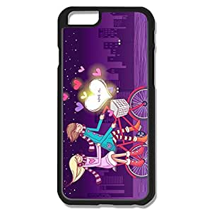 IPhone 6 Cases Love Lovers Ride Bicycle Design Hard Back Cover Shell Desgined By RRG2G