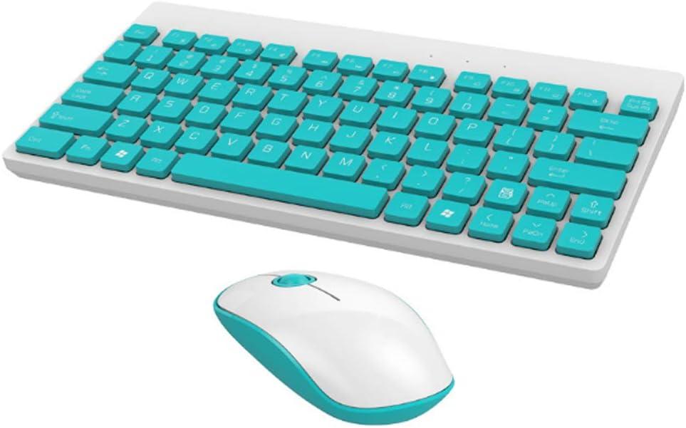 YYZLG 1500 - Juego de teclado y ratón inalámbricos con USB ...