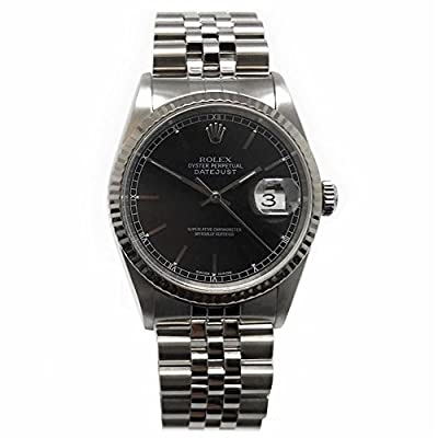 Rolex Datejust swiss-automatic male Watch 16234 (Certified Pre-owned) by Rolex