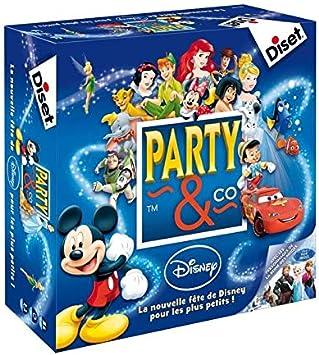 Diset Party & Co - Juego de Tablero, Idioma español no garantizado: Amazon.es: Juguetes y juegos