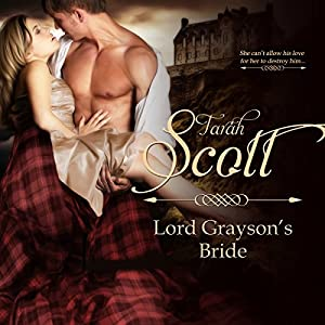 Lord Grayson's Bride Audiobook