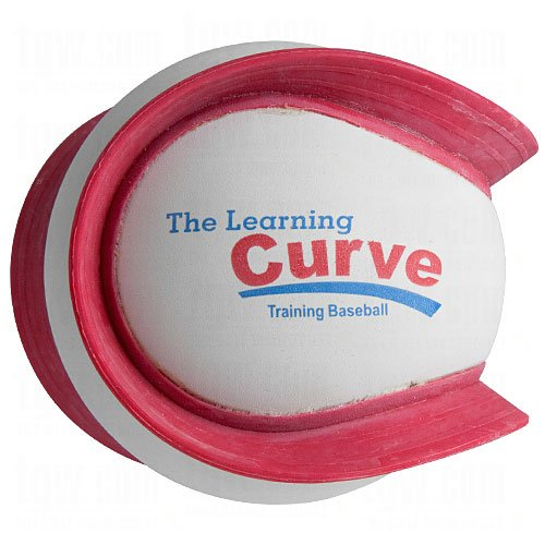 Curve Ball Training Baseball for Pitchers (Learn to Throw a Curve) & Hitters (Learn to Hit a Curve)