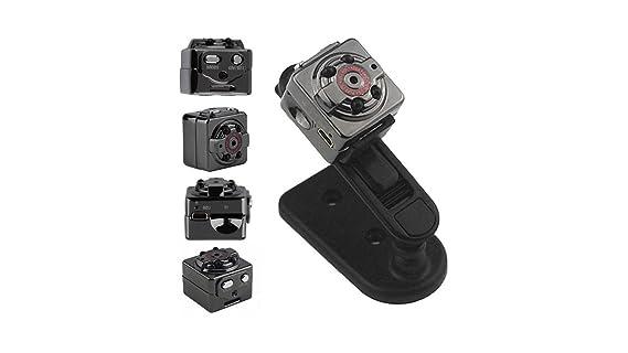 Cámara Espía Micro Camera Full HD infrarrojos visión nocturna mini SQ8
