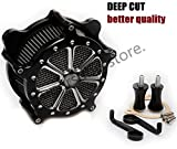 Edge Cut harley Air Cleaner air filter harley air Intake Filter For Harley Touring road glide street glide road king 2008-2016