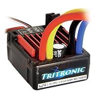Yeah Racing Tritronic 1/10 Waterproof Brushed 60A ESC #ESC-1060WP