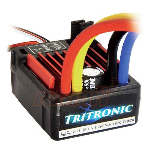 Yeah Racing Tritronic Waterproof ESC 1060WP product image