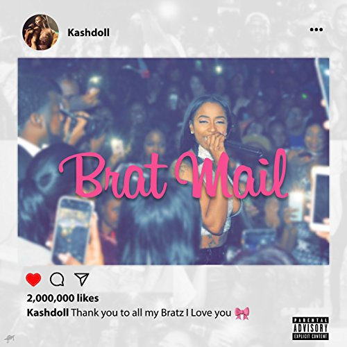 Brat Mail [Explicit] (Mixtape)