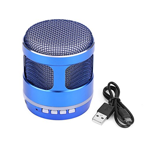 1000mah Li Extended Battery Ion (Zerone Mini Portable LED Flash Light Bluetooth Speaker Wireless Color Changing Subwoofer HiFi Stereo Deep Bass Music Player, Built-in Mic, Support FM/TF Card/USB/Hand-free Calls)