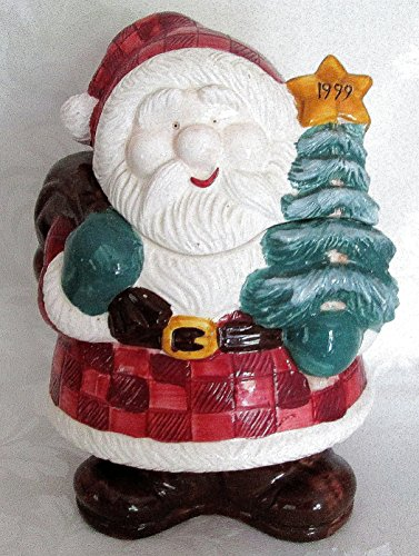 Santa Claus Jar Cookie (Santa Claus Christmas 11