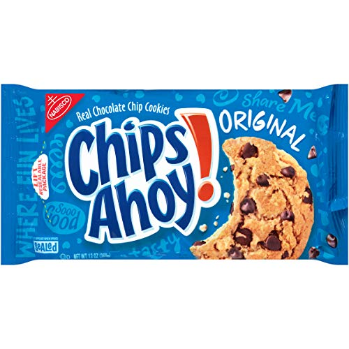 CHIPS AHOY Original Chocolate Chip Cookies 12 Pack 13 oz