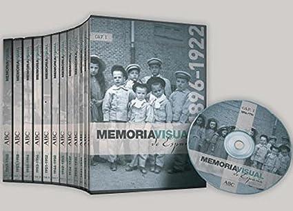 Memoria Visual de España [DVD]: Amazon.es: Balmori Serrano, Guillermo: Cine y Series TV