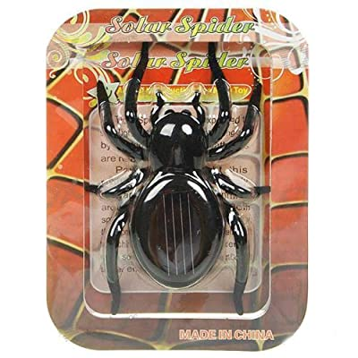2 Robot Solar Powered Spider Robot Kit