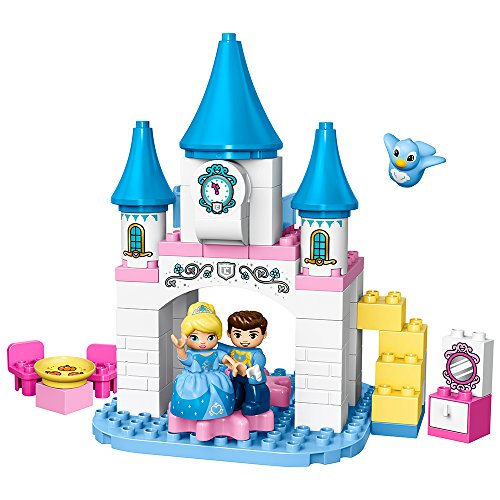 with LEGO DUPLO Disney Princesses design