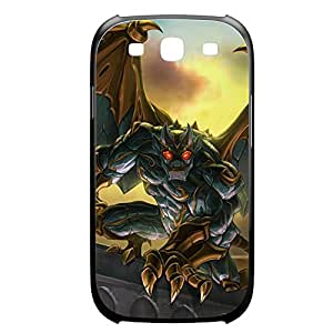 002 League of Legends LoL Diy For Touch 5 Case Cover Plastic Black