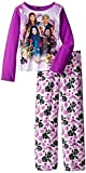 Disney Big Girls' Descendants Fleece Pajama Set (8)