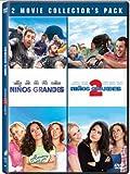 Pack: Niños Grandes 1 + Niños Grandes 2 [DVD]