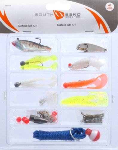 South Bend 47 Piece Gamefish Kit Gamefish Kit