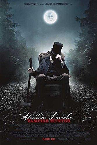 Abraham Lincoln: Vampire Hunter - Authentic Original 27