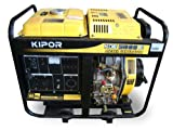 Kipor KDE5000E-EPA Open Frame Generator, 5kW For Cheap
