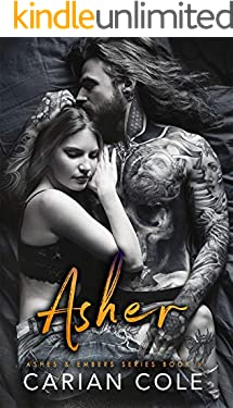 Asher (Ashes & Embers Book 6)