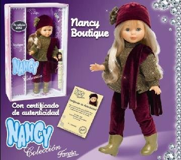 Nancy – Boutique (Famosa)